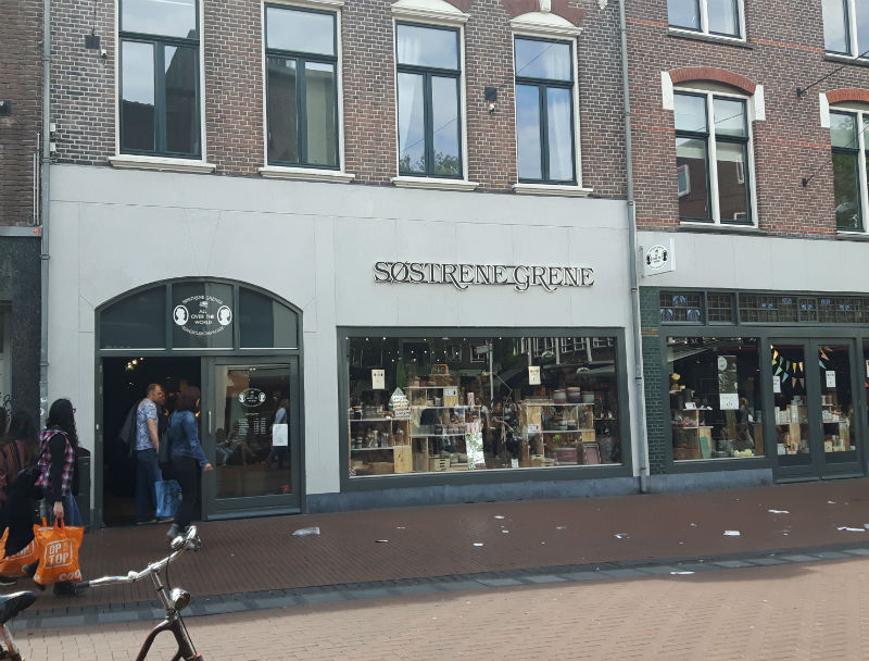 Nijmegen Sostrene Journey