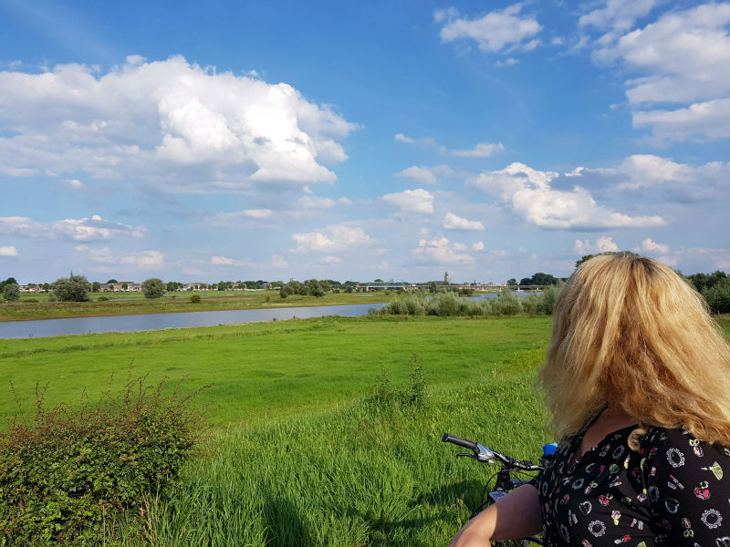 Deventer IJssel Landschap