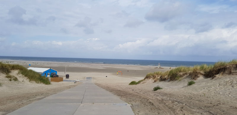 Terschelling Noordzee