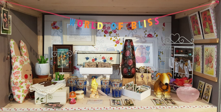 Worldo of Bliss Soul Sisters Conceptstore
