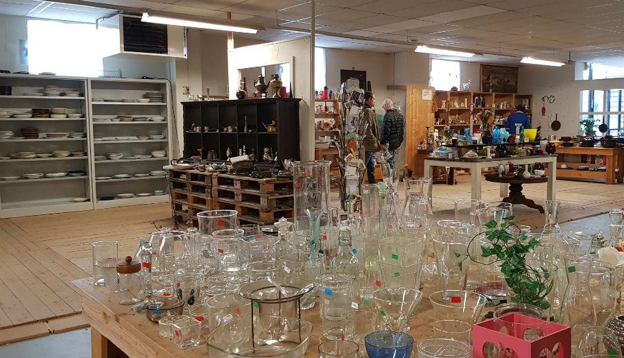 De Kringloper Glas