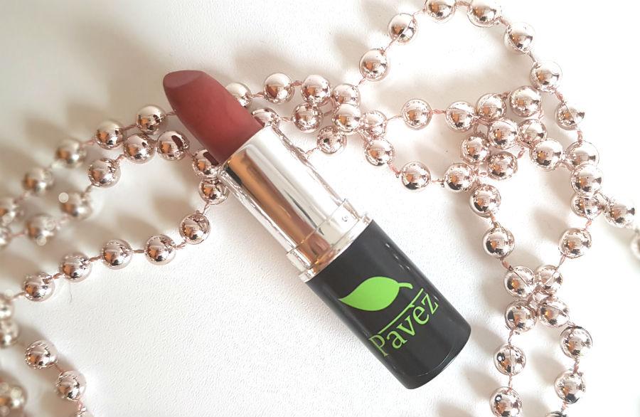 Pavez natural & organic lipstick