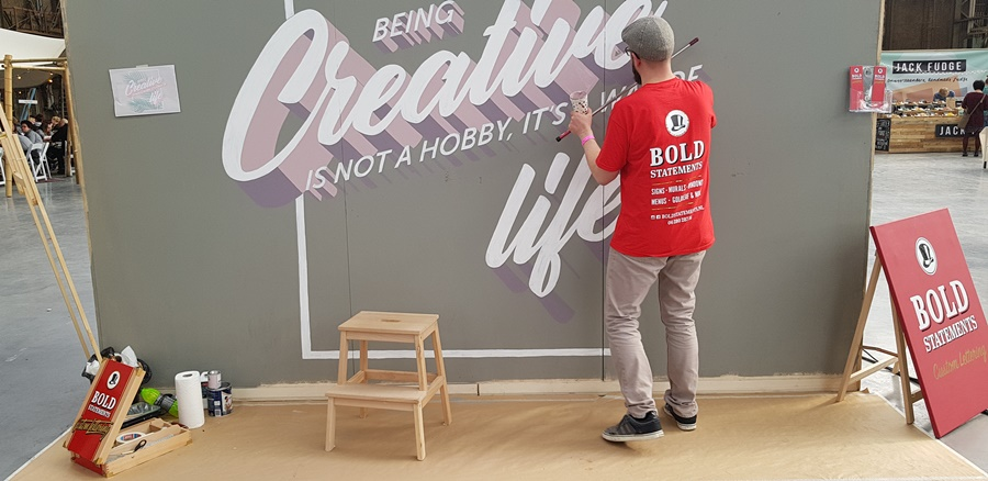 Creative Life Firma Bold