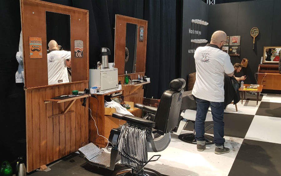 Beauty Trade Special Barber Shop
