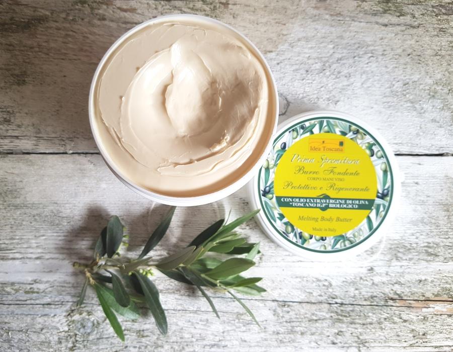 Idea Toscana Melting Body Butter