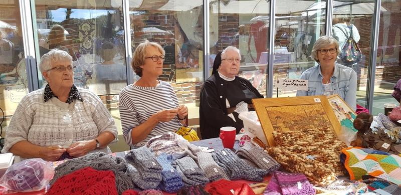 Kloostermarkt Handwerken