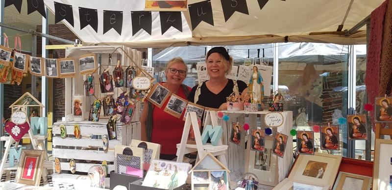Kloostermarkt Judy van Vliet