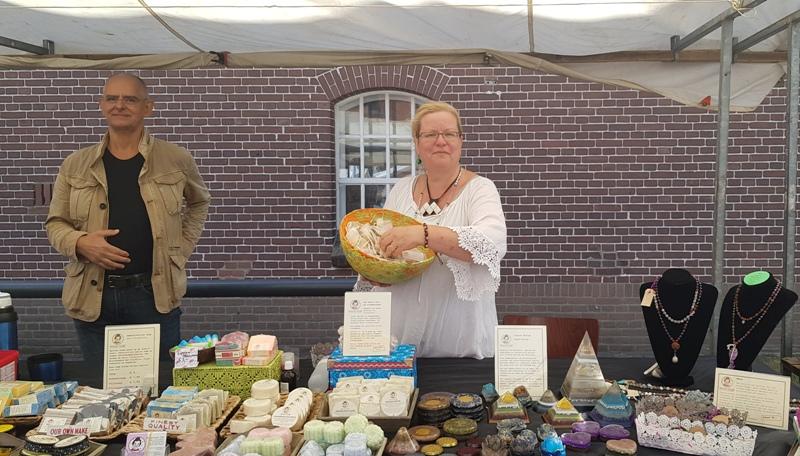 Kloostermarkt Mevrouw Soapz