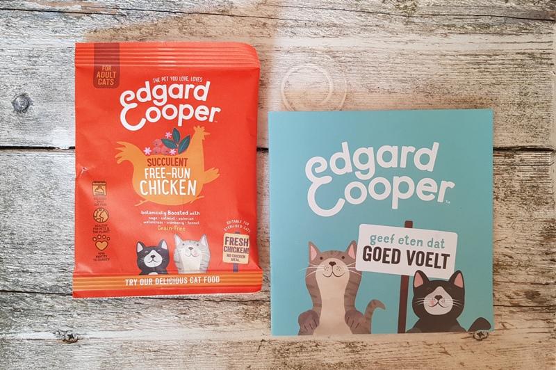 Edgard Cooper Kattenvoer