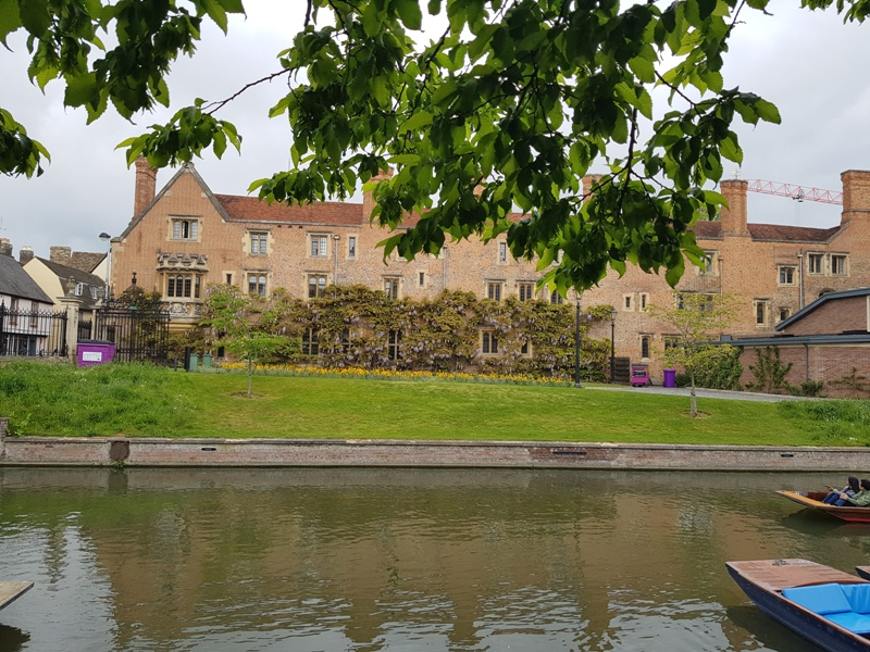 The Cam Cambridge