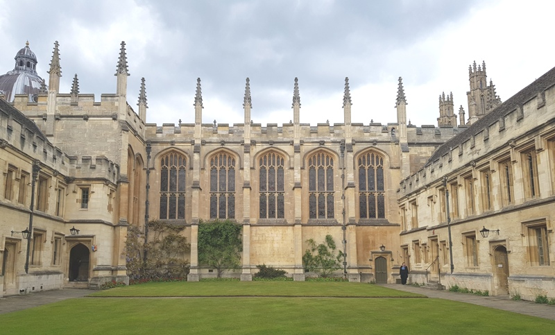 Oxford University Church of Saint mary the virgin