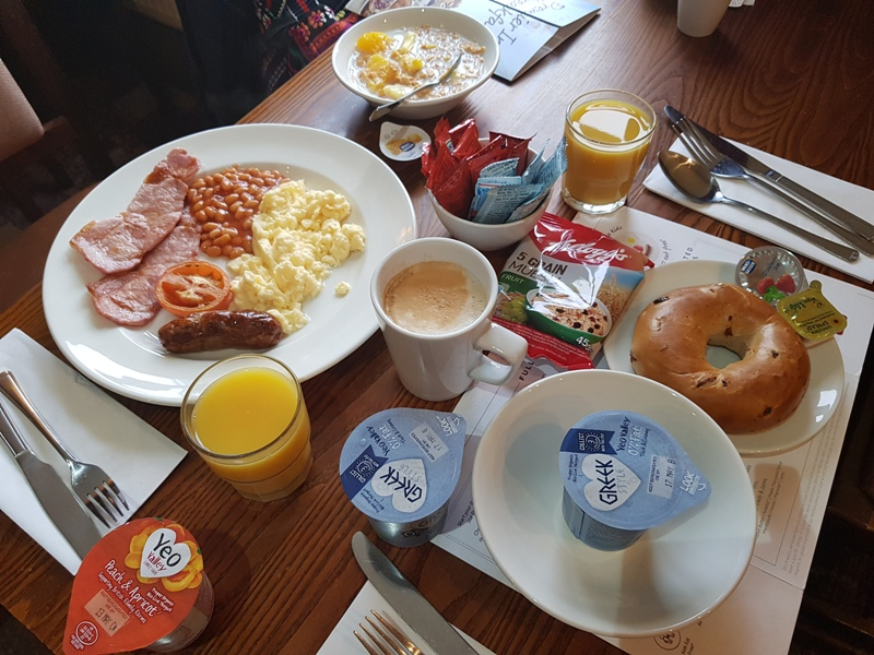 Harwich English Breakfast