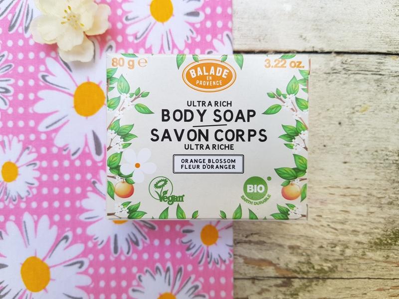 Balade Soap Closeup