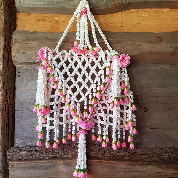 Happy Spirit Days Boho Hanger