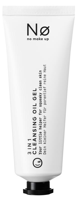 Nø® Make Up 3 in 1 Cleansing Oil Gel