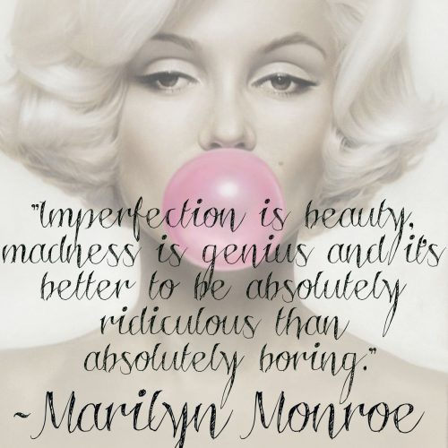 Beauty Quote Marilyn