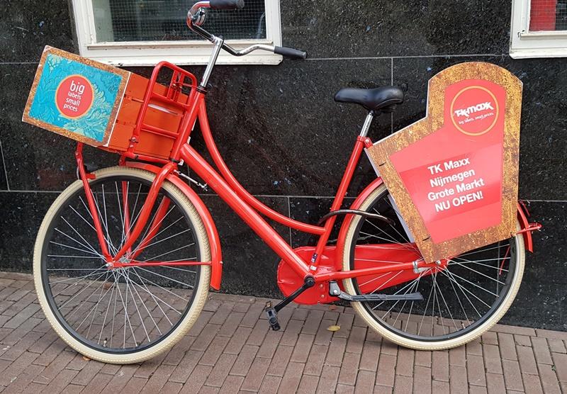 Tkmaxx bike