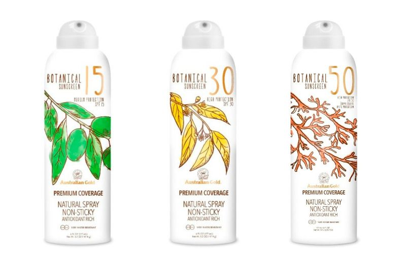 Australian Gold Botanical SPF 50 Spray