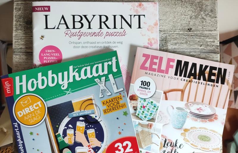 Magazine Hobbykaart
