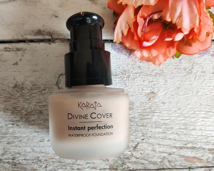 Karaja Divine Cover Instant Perfection Foundation