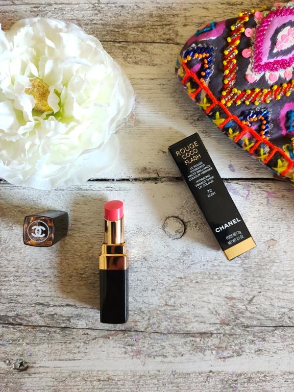 Chanel Coco Rouge Flash Lippenstift